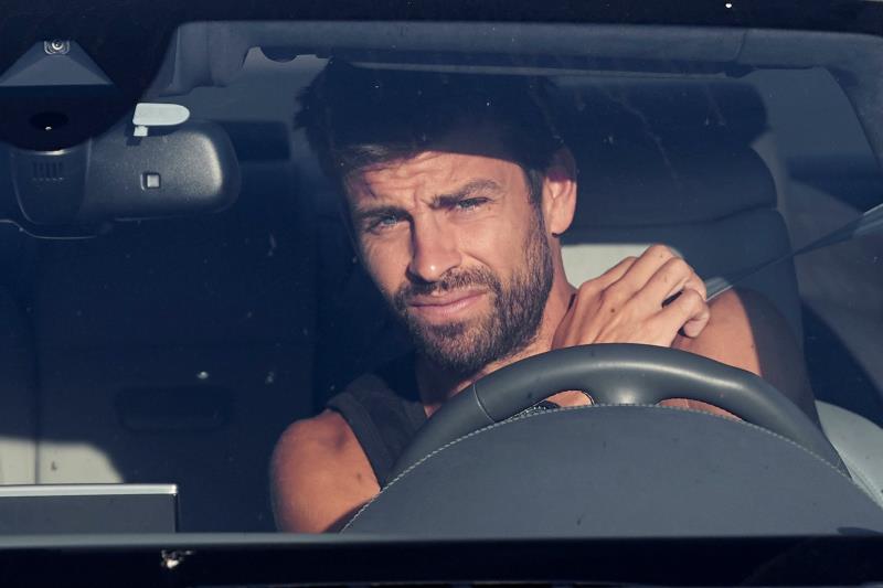 Piqué desveló qué le dijo a Messi cuando el argentino envió el burofax