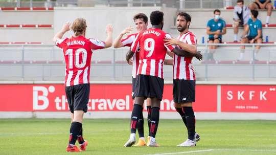 Bilbao s'impose face à Eibar. EFE