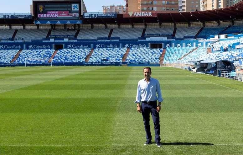 Rubén Baraja podría perder el puesto pronto. EFE