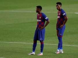 Junior convoité par des clubs de Premier League. EFE