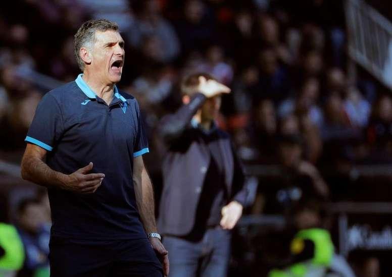 Mendilibar podrá contar con ambos ante el Sevilla. EFE
