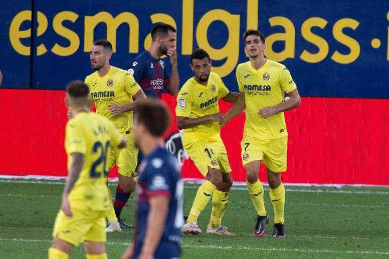 El Villarreal tropezó en casa ante un recién ascendido. EFE