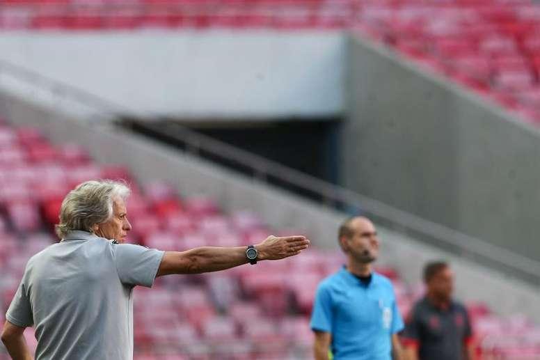 Benfica perd face au PAOK. AFP