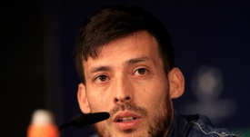 David Silva could be a problem for Real Madrid. EFE