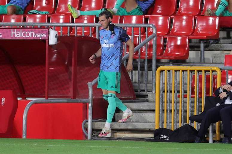 Bale accetta lo United. EFE