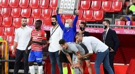 El Granada está disfrutando de su mejor momento histórico. EFE