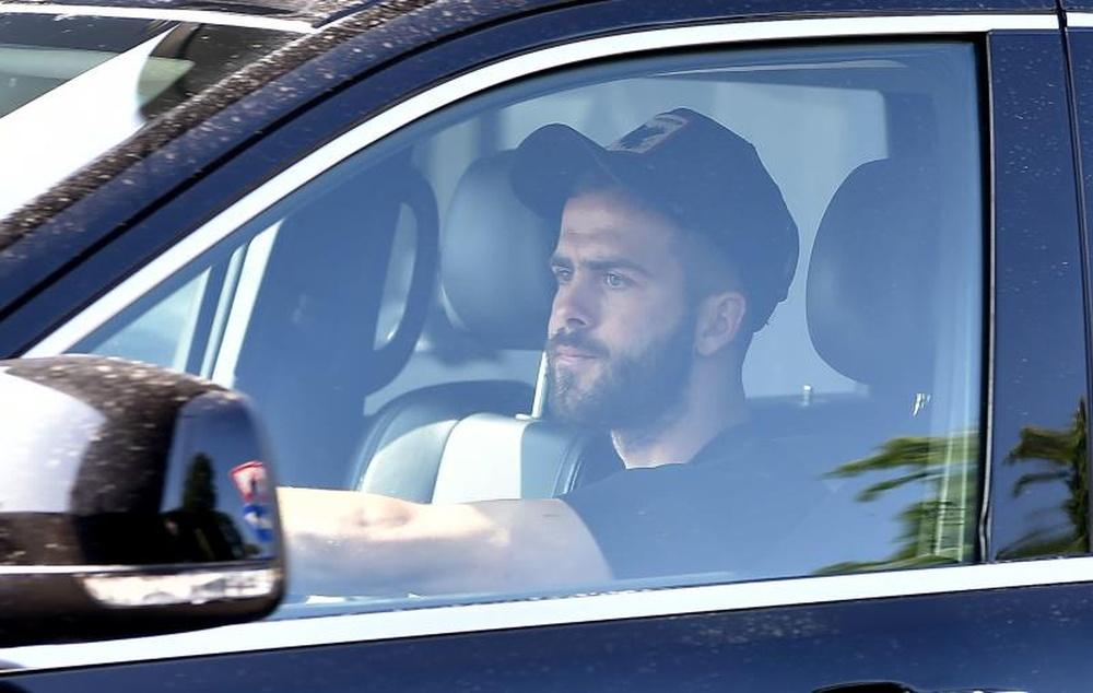Pjanic está prestes a sair do Barcelona. EFE/EPA/ALESSANDRO DI MARCO