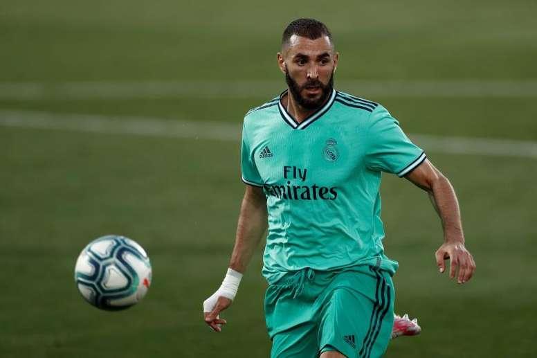Madrid play Betis away. EFE