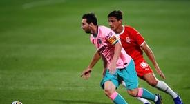 El 'Ave Messi' resurge y los polluelos de oro ya pían. EFE