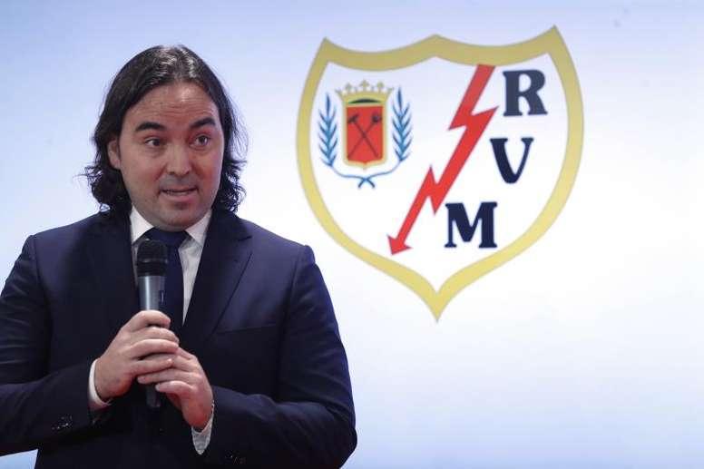 Martín Presa, contrario a que se inicien las Eliminatorias en octubre. EFE