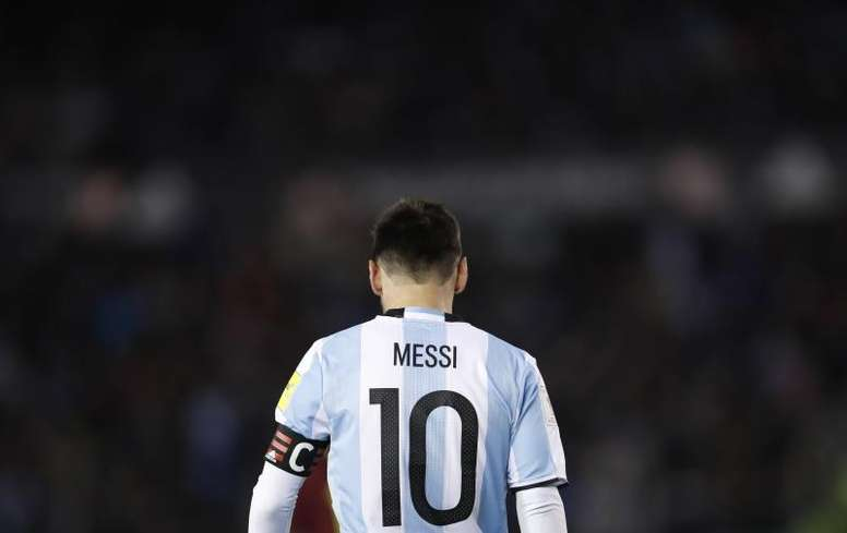 Messi 'happy' and 'serene' ahead of Argentina qualifiers – Scaloni. EFE/David Fernández/Archivo