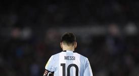 Pablo Aimar habló sobre Leo Messi y su labor en la Selección Argentina. EFE