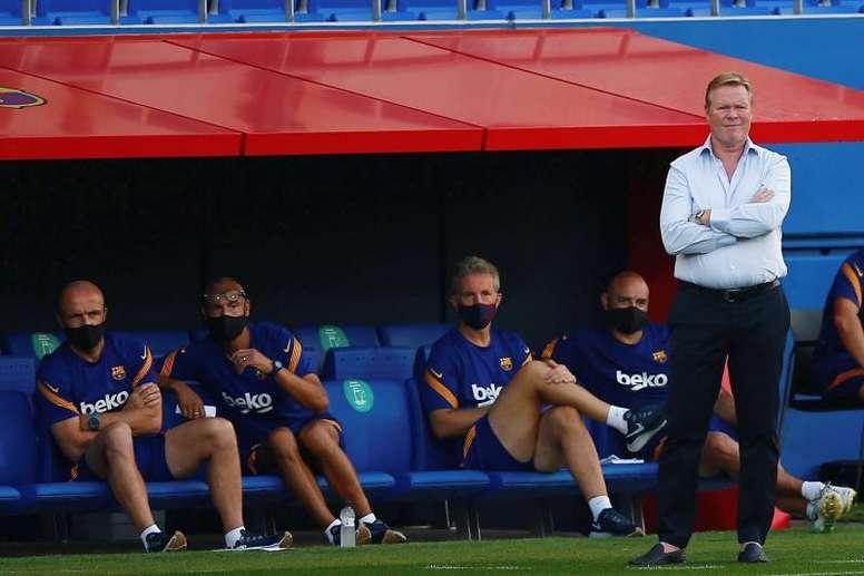 Le Barça affronte Elche pour le Gamper. EFE