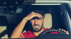 Suárez é descartado pela Juventus, que prefere Dzeko. EFE