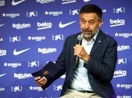 El Barça se quejó del VAR institucionalmente. EFE