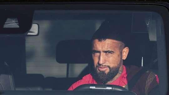 Vidal est à Milan. EFE