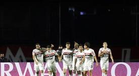 Sao Paulo se la juega en Quito sin Dani Alves ni Juanfran. EFE