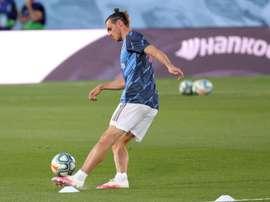 Barnett juge honteux le traitement des fans du Real envers Bale. efe