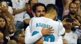 Isco y Asensio, objetivo Betis