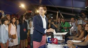 Freixa se presentará a las elecciones. EFE