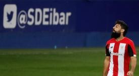 El Athletic se enfrentará al Eibar en el próximo partido. EFE