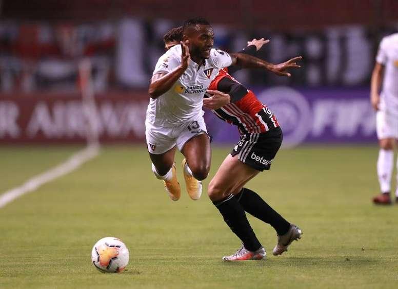 O que o São Paulo precisa fazer para não ser eliminado na Libertadores 2020? EFE
