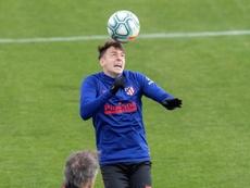 Arias ya está en Leverkusen, a punto de firmar con su nuevo equipo. EFE