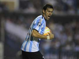 Diego Milito, un ex jugador que no quiso ser entrenador. EFE