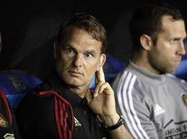 Países Baixos confirma o substituto de Koeman: Frank de Boer. EFE