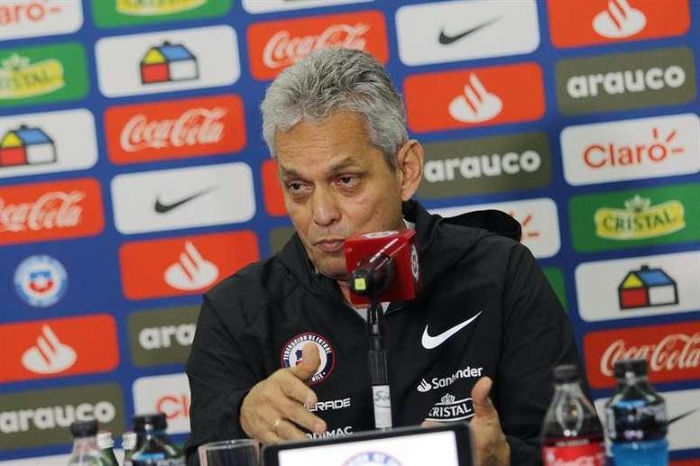 Reinaldo Rueda analizó el arranque del clasificatorio al Mundial. EFE