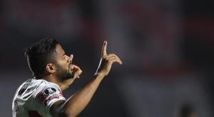 Los positivos por COVID-19 en la Liga Brasileña, mínimos. EFE