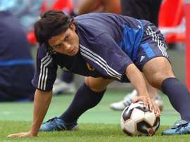 Atsuhiro Miura, nuevo entrenador. EFE
