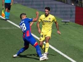 Pedraza seguirá en el Villarreal. EFE