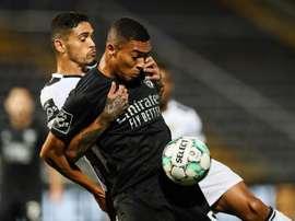El choque entre el Sporting Braga y el Santa Clara abrirá la jornada. EFE