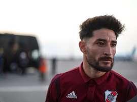 Casco vuelve y a punta a la Libertadores. EFE