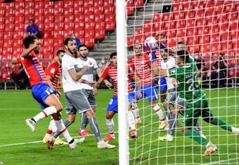 Mamardashvili ya se enfrentó a clubes españoles en su ex equipo EFE