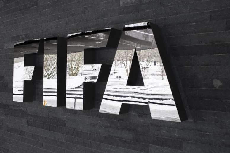 La FIFA suspendió a la Federación de Trinidad y Tobago. EFE/Ennio Leanza