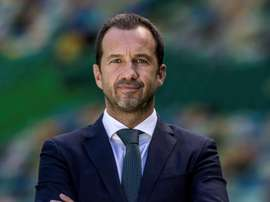 El Sporting de Portugal perdió 20 millones por el COVID-19. EFE/SportingCP