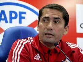 El Cerro Porteño buscará proclamarse campeón del Apertura. EFE/Andrés Cristaldo