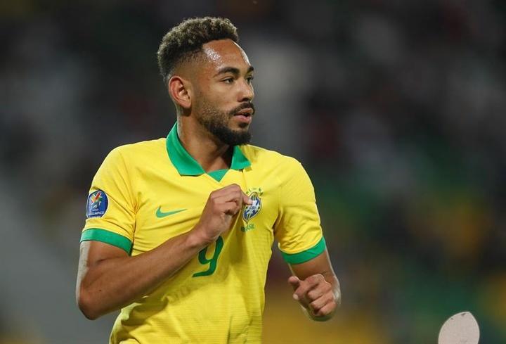 Matheus Cunha chegaria por 30 milhões.EFE