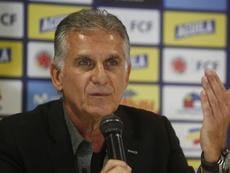 Queiroz recupera la esencia: ¡Falcao y James volverán con Colombia! EFE/LUIS EDUARDO NORIEGA