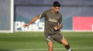 Soler s'exprime sur le transfert de Suarez. EFE