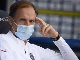 Tuchel cree que se ha perjudicado al PSG. EFE