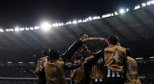 Sampaoli y su Atlético Mineiro tumban a Gremio y mantienen el trono. EFE/Yuri Edmundo/Archivo
