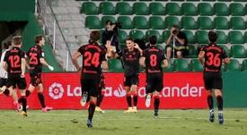 La Real Sociedad a déjà trouvé un remplacant à Odegaard. EFE