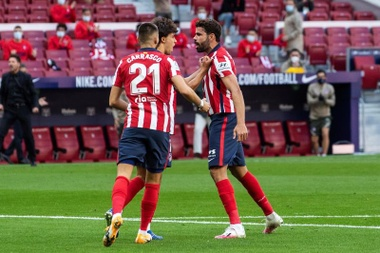 Diego Costa could be surplus to demand. EFE