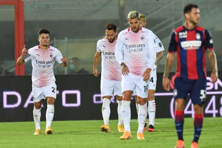El Milan ganó sin Ibrahimovic. EFE