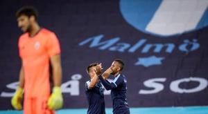 El Granada se la juega ante el Malmö, equipo sueco. AFP