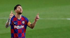 Messi supera Cristiano como o esportista mais rentável do Instagram. EFE