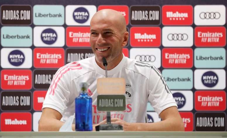 El Madrid recibe la visita del Cádiz en la sexta jornada. EFE